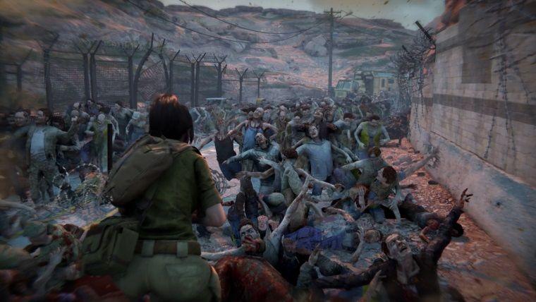 World War Z PC oynanış videosu