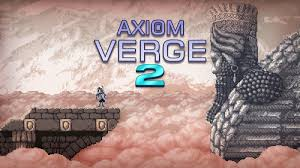 Axiom Verge 2 Nintendo Switch
