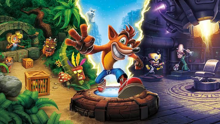 Crash Bandicoot Yeni Oyunu