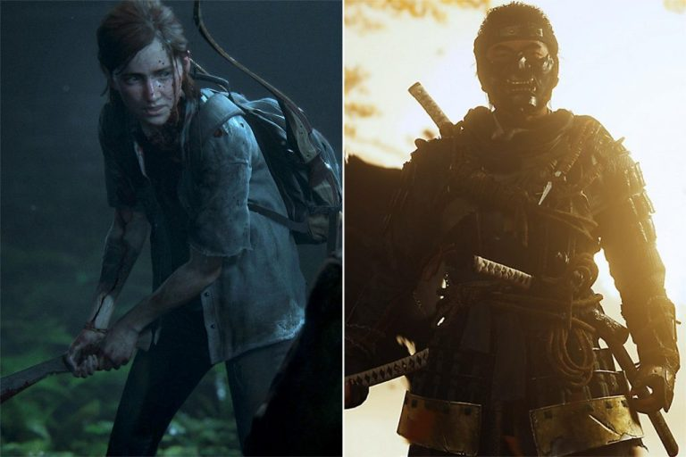 The Last of Us 2 ve Ghost of Tsushima