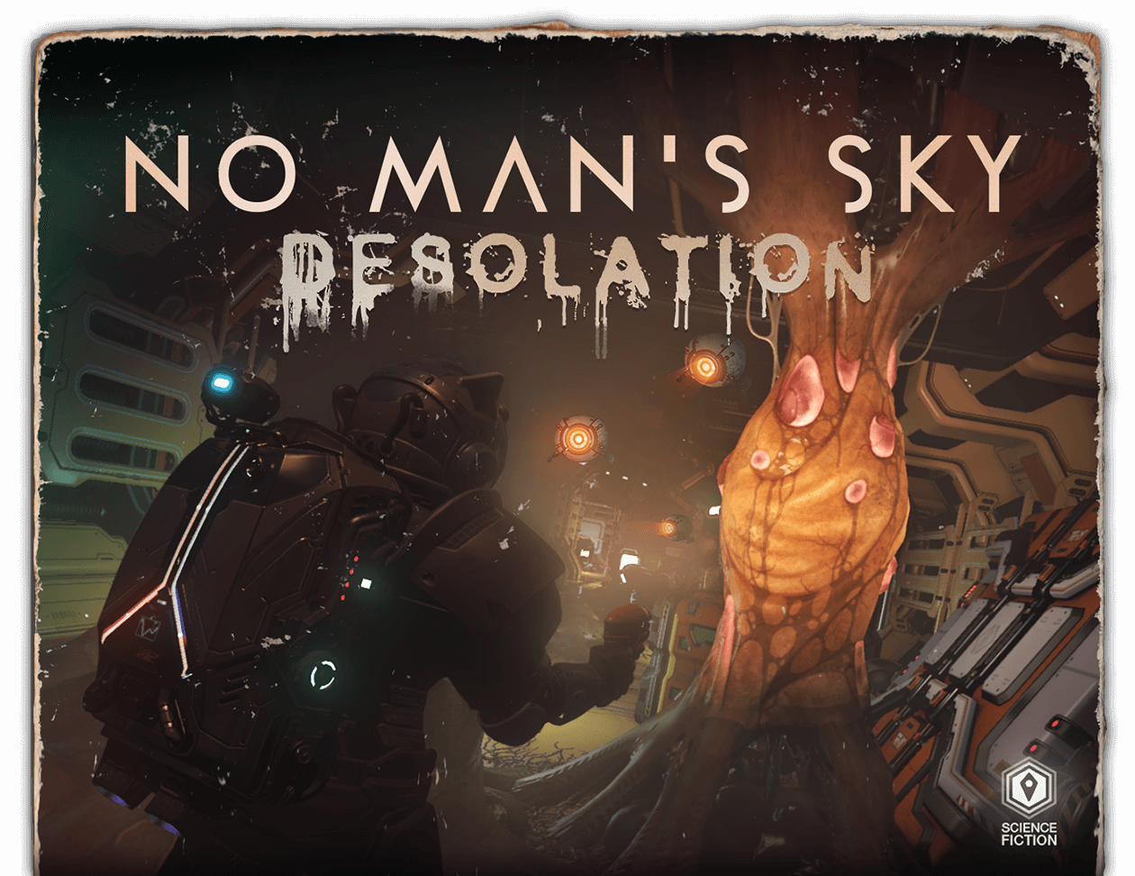 No Man's Sky Desolation