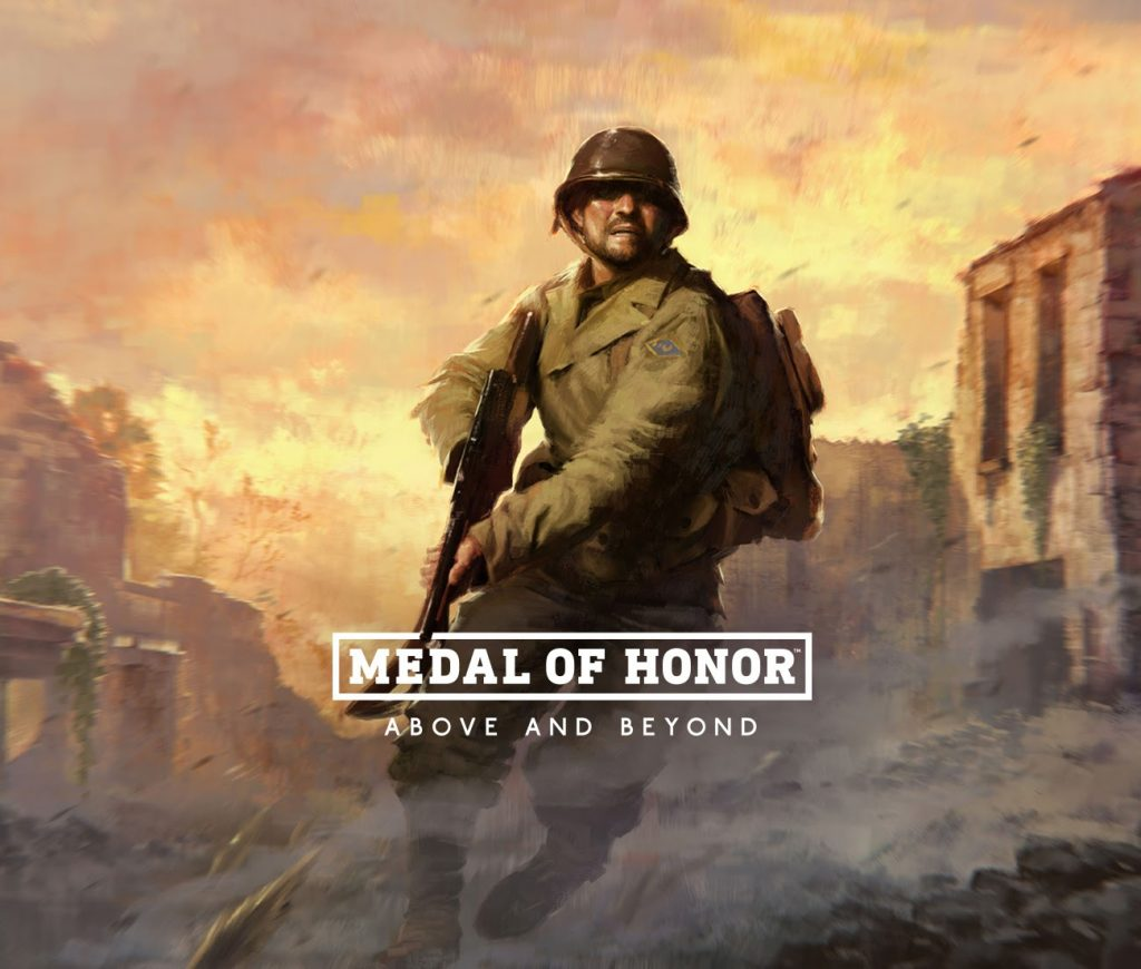 Medal oMedal of Honor Above and Beyondf Honor Above and Beyond
