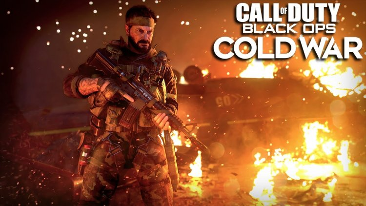 Call of Duty Black Ops Cold War açık beta