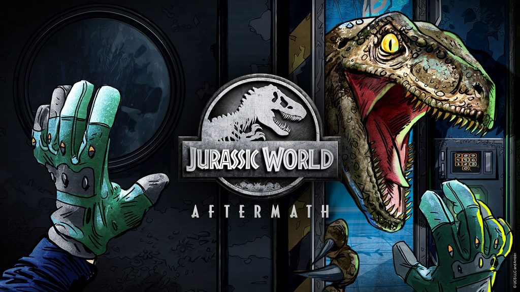 Jurassic World Aftermath devoloper