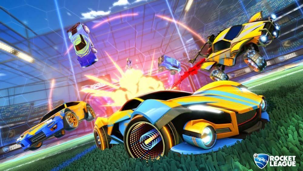 Rocket League yeni nesil konsol yükseltmesi