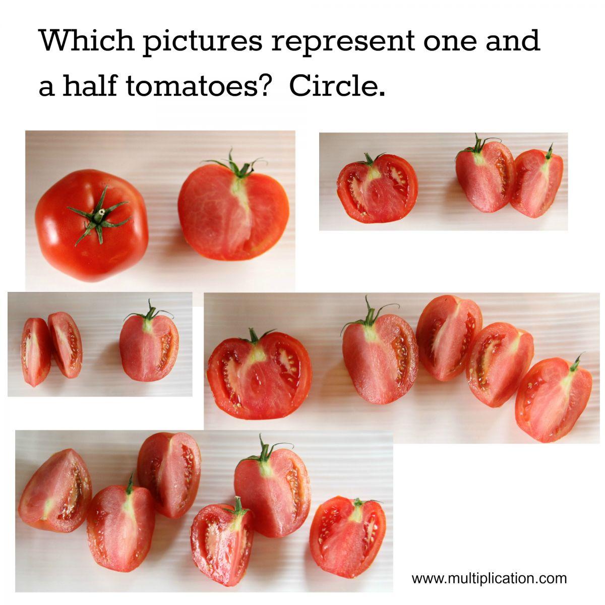 Tomato Math And Free S