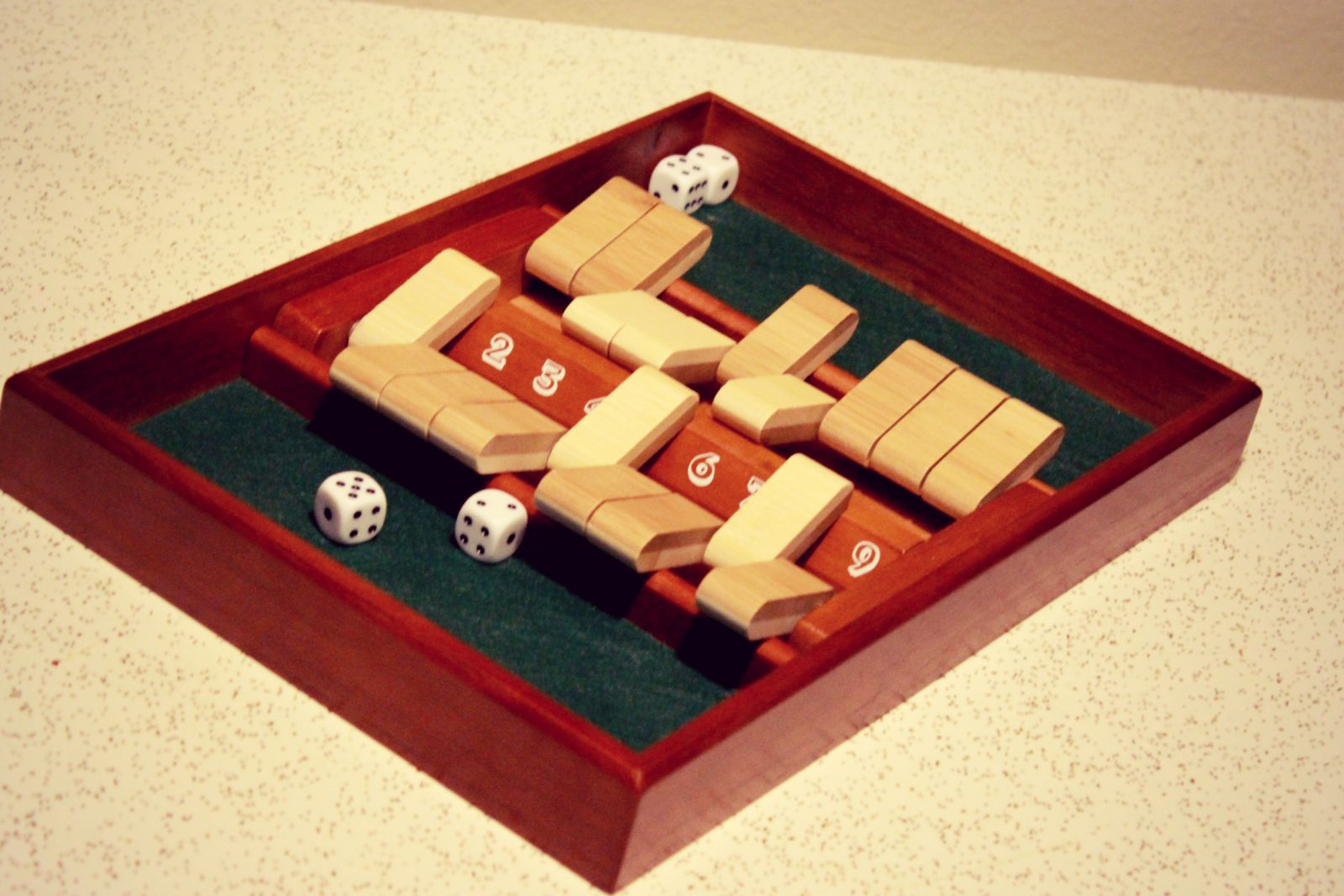 Shut The Box Fun Math Game For Kids