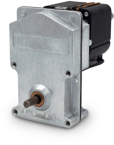 Picture of the model 1600 AC gear motor