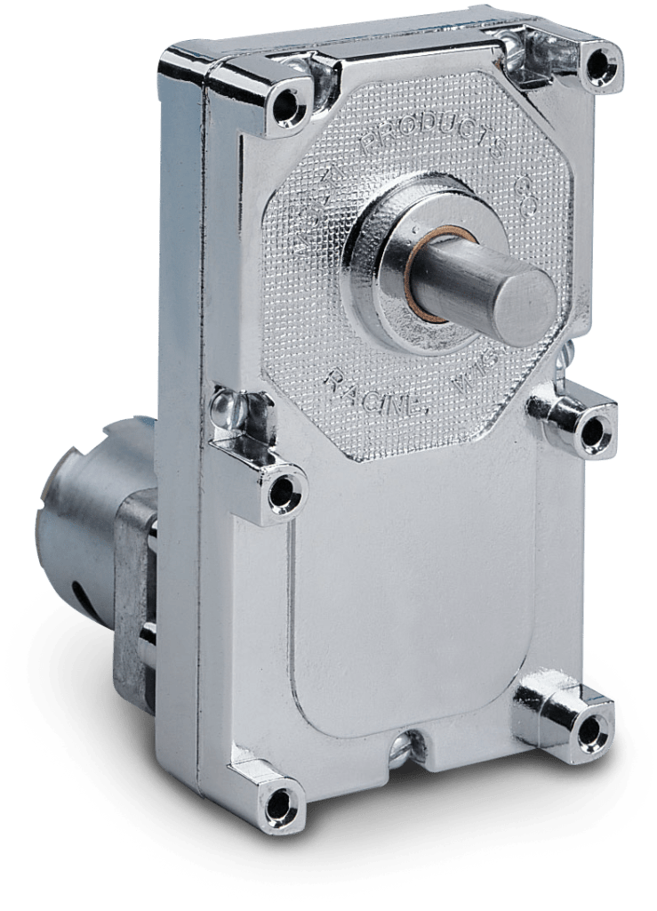 Picture of the model 9902 DC gear motor