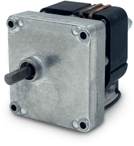 Picture of the model 9706 AC stock gear motor