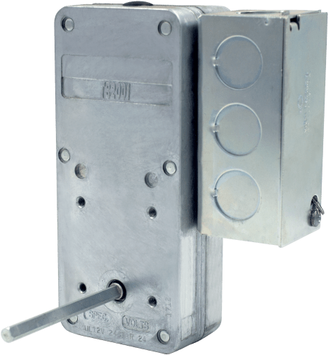 Picture of a replacement actuator