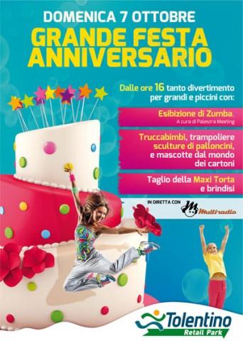 OASI Tolentino (Retail Park) 2°Anniversario