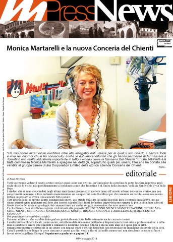 Multiradio Press News - Maggio 2014