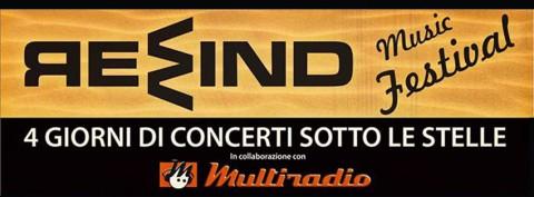 Rewind Music Festival, in collaborazione con Multiradio