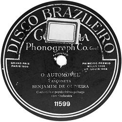 BO 7 Disco Brazileiro O Automovel PB T
