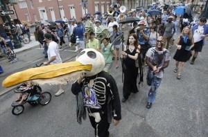 Krewe of Dead Pelicans
