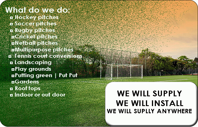 what does multisport turf do