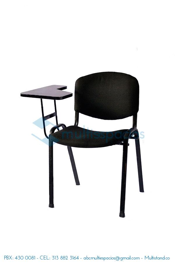 Alquiler de sillas y pupitres, alquiler de mobiliario en bogotá