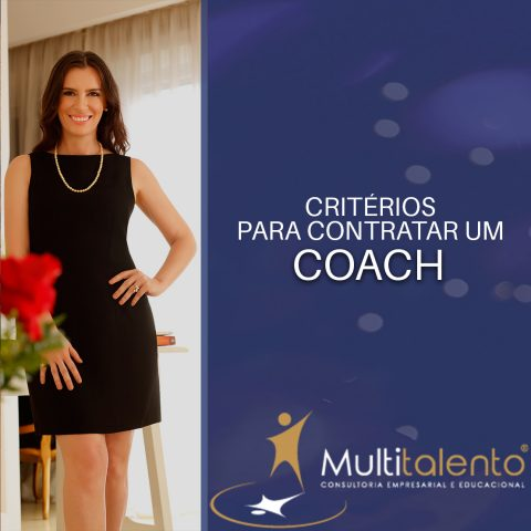 Critérios para contratar um Coach