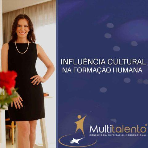 Influência Cultural na Formação Humana