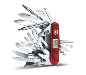 schweizer taschenmesser funktionen werkzeuge viele