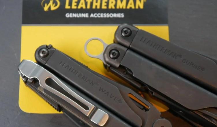 leatherman pocket clip