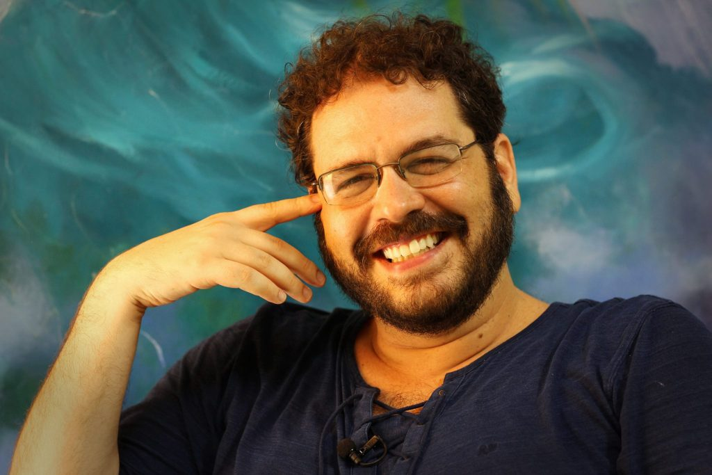 Professro Mário Fialho