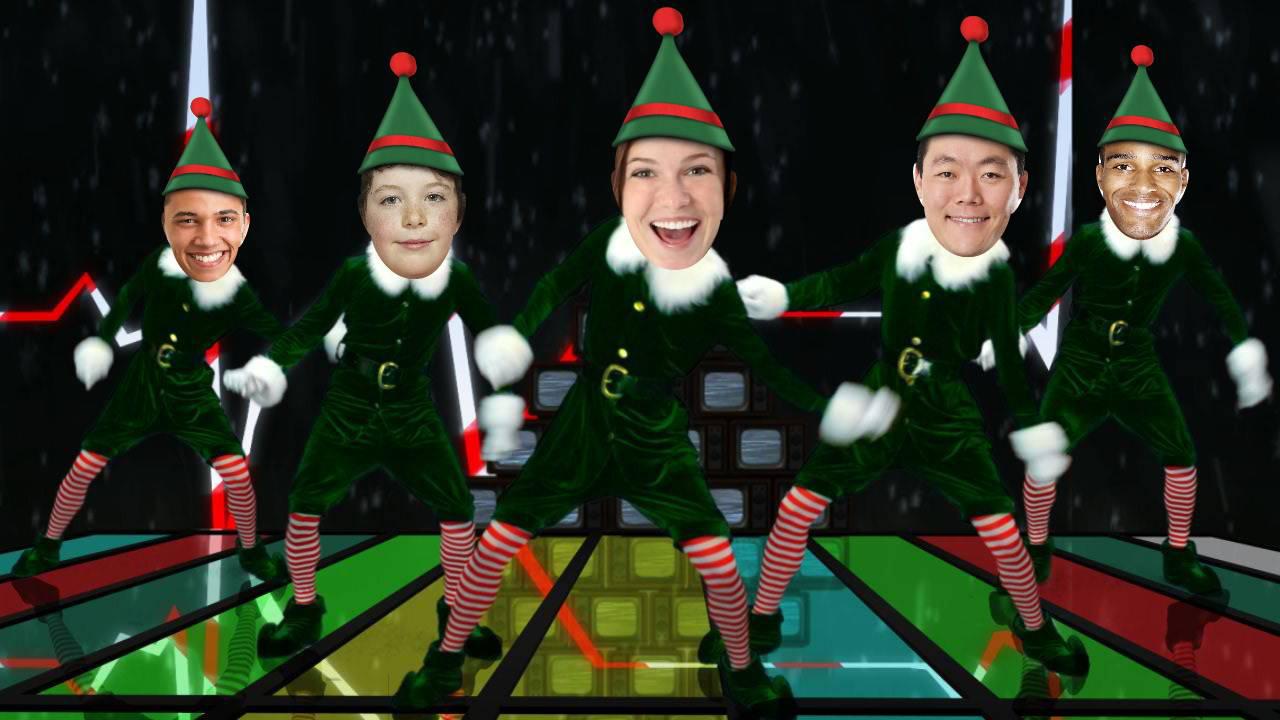 Jibjab Dancing Christmas