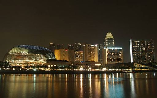 Singapore was ranked #1 for comfort traveling alone, according to the TripAdvisor Cities Survey. (A TripAdvisor traveler photo)