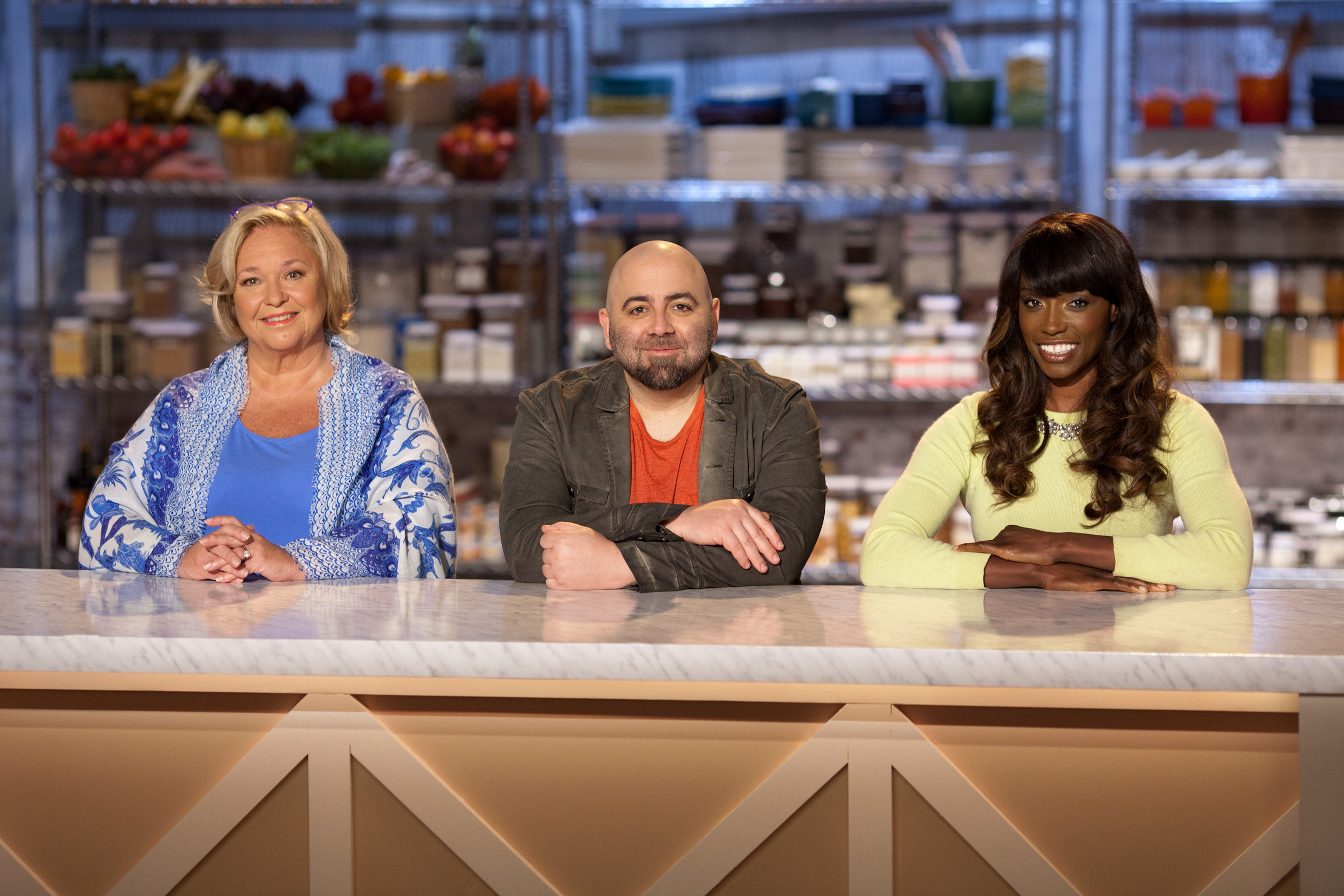 Food Network Gets Sugarcoated With New Series Spring