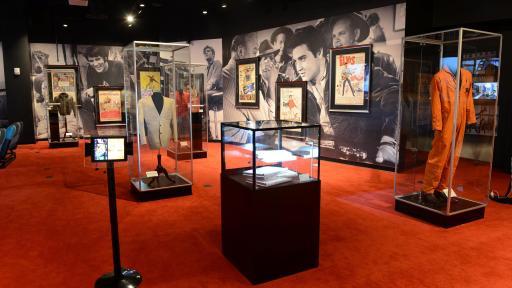 Westgate Las Vegas Elvis Exhibit