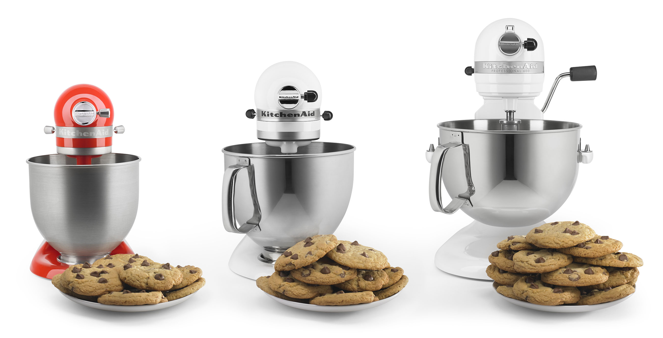 NEW KITCHENAID STAND MIXER SMALL YET MIGHTY