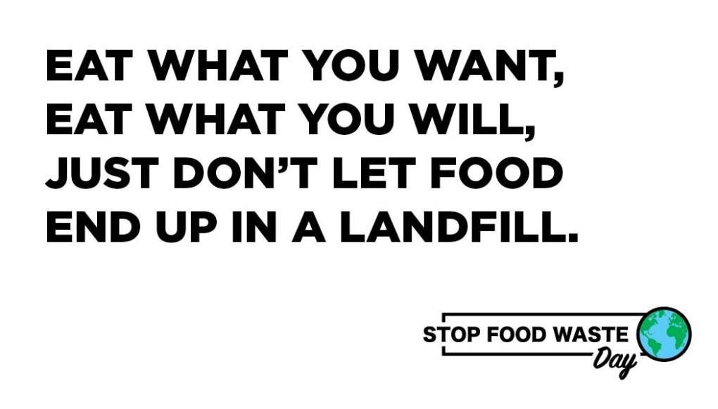 Food Is The Most Common Waste Found in Landfills.