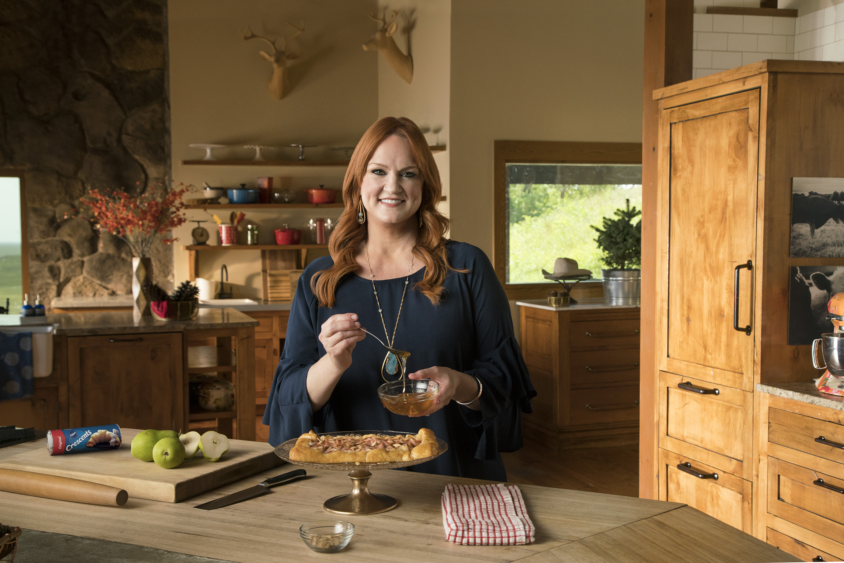 Pillsbury Partners With Food Network And Ree Drummond