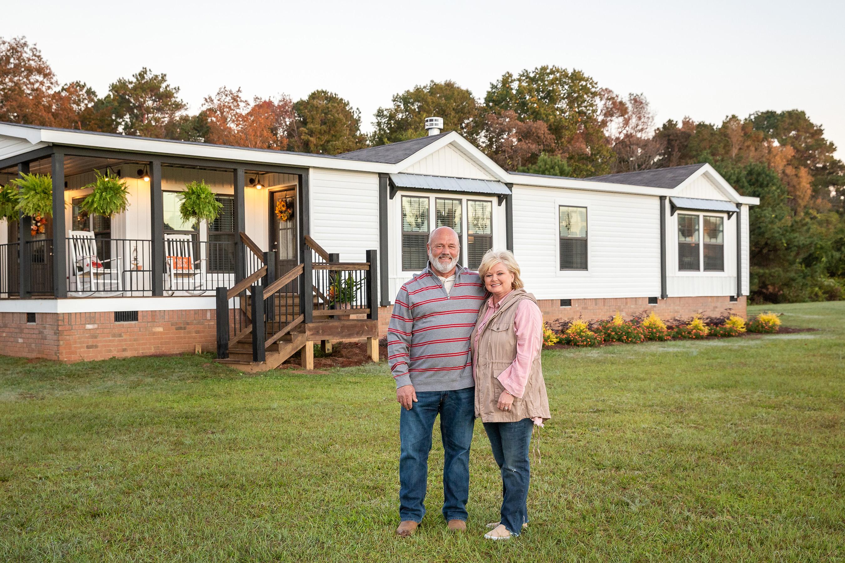 Clayton Announces New Line Of Farmhouse Style Prefab Homes