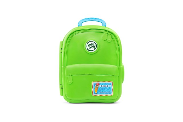 LeapFrog® Go-with-Me ABC Backpack™