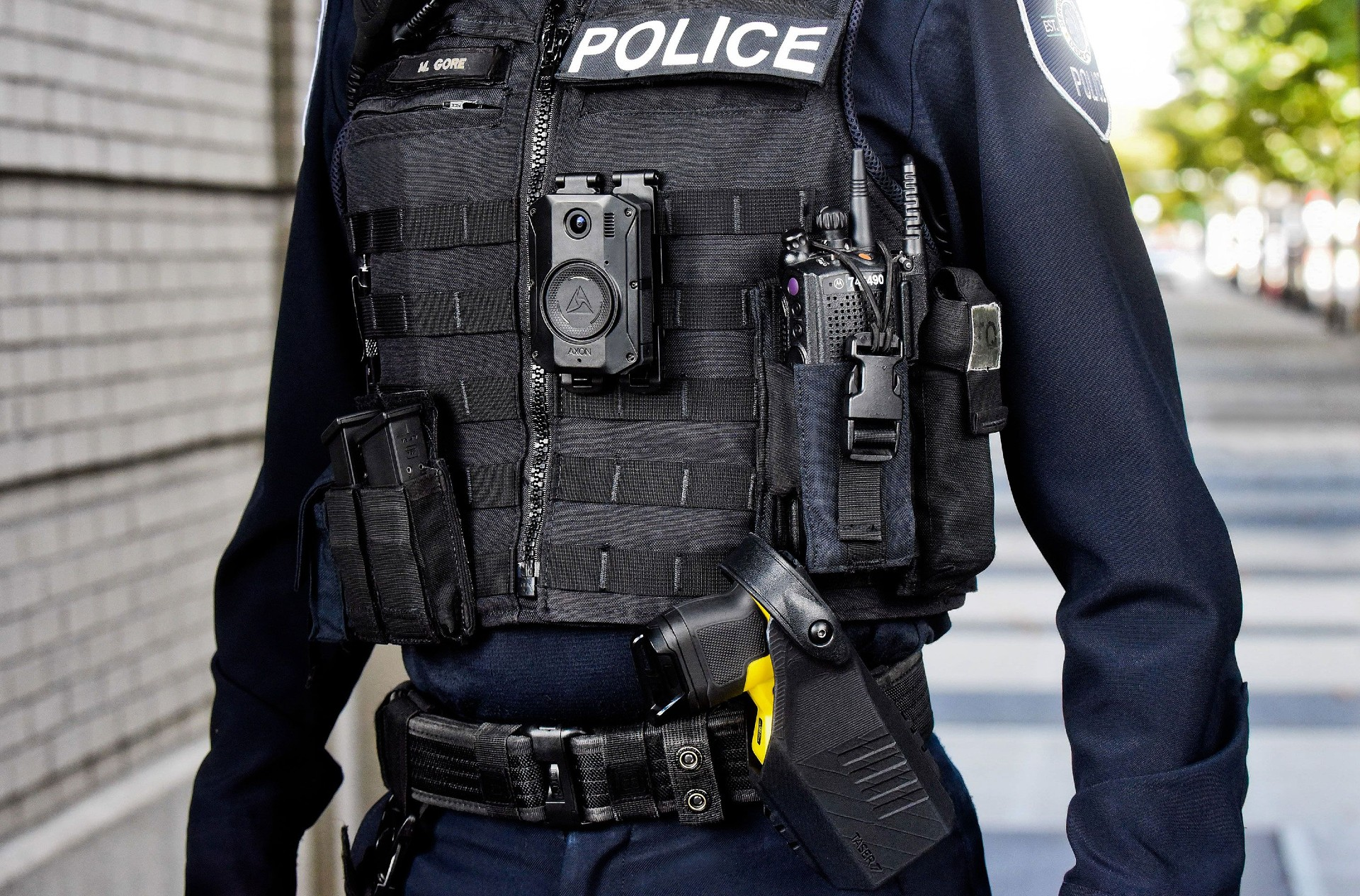 Green Bay Packers Help Equip Green Bay Police with Axon Body Cameras, Digital Evidence Management and De-escalation Tools