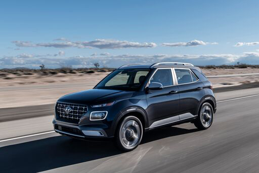 VENUE IS HYUNDAI'S ALL-NEW ENTRY SUV AND MARKS THE SEVENTH IN HYUNDAI'S LINEUP.