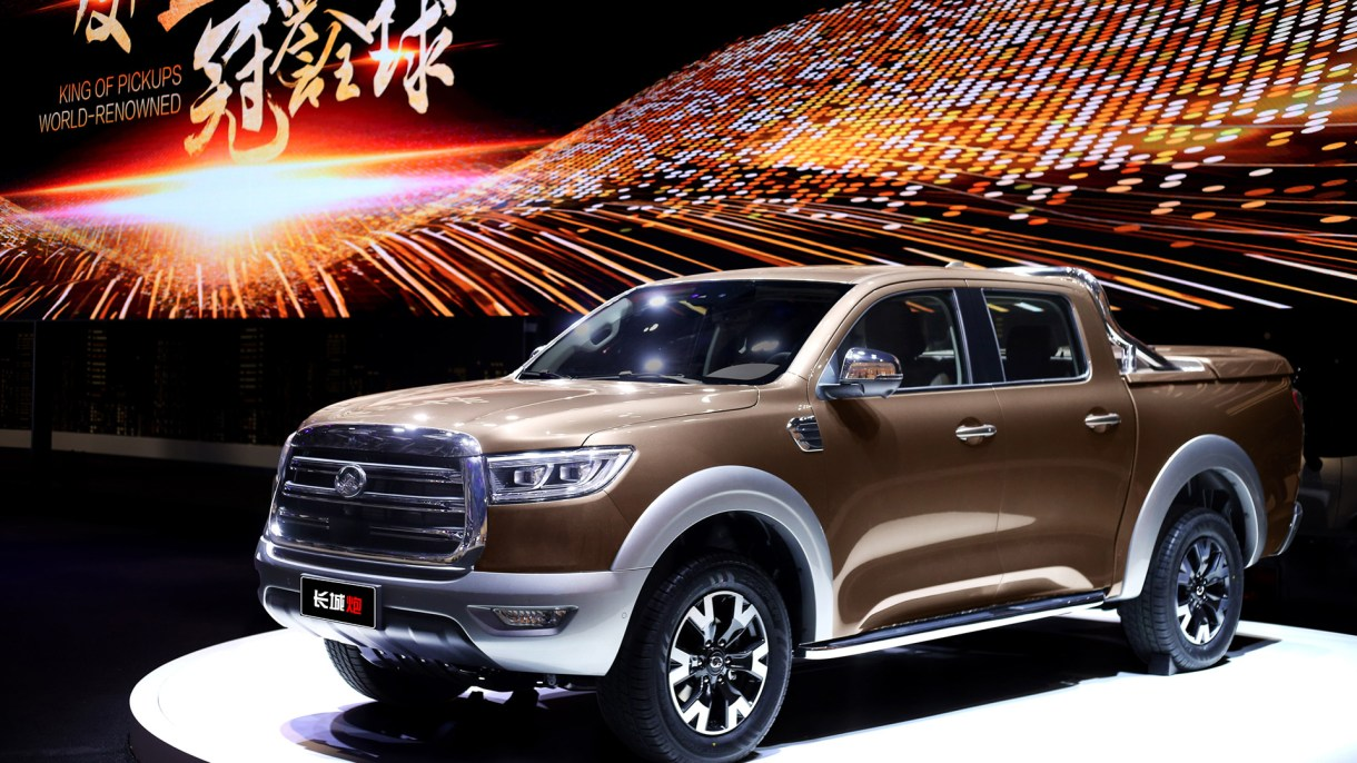 The release of the P series marks the entry of GWM into the international pickup truck market.