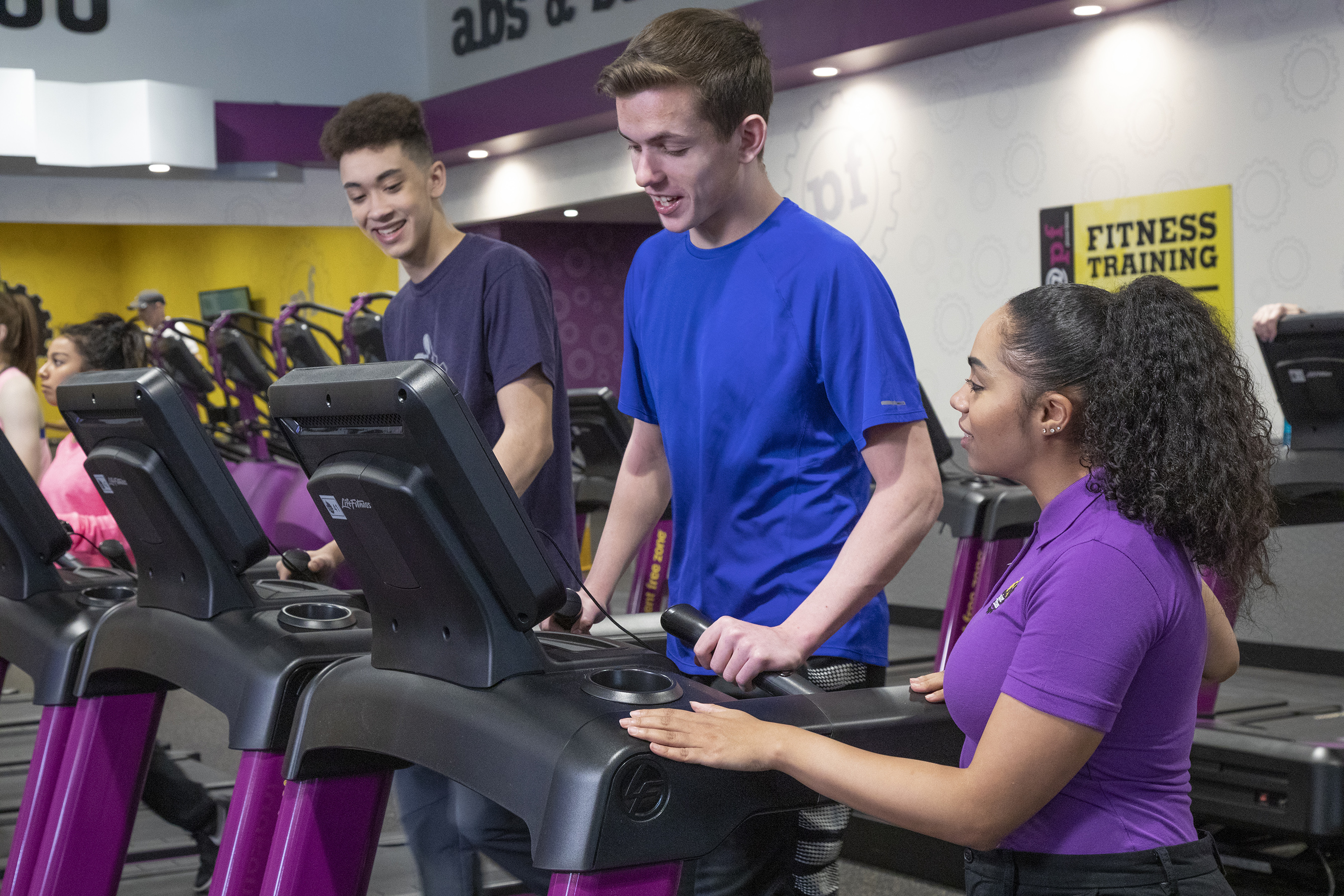 Planet Fitness To Open Its Doors To Teens For Free All