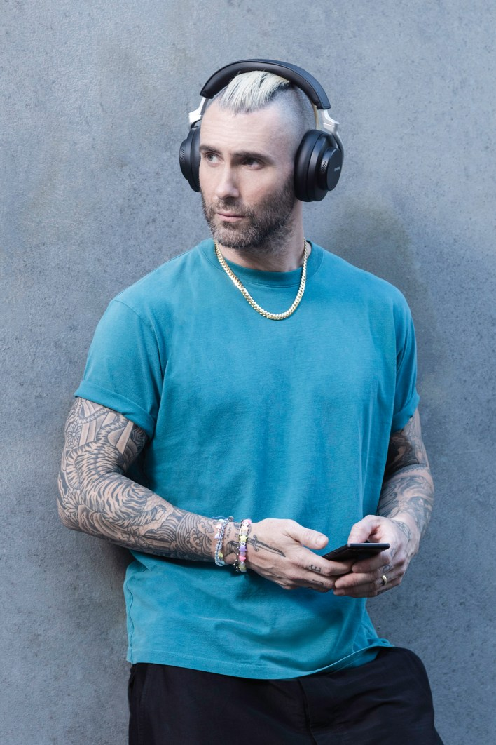 Shure AONIC 50 Wireless Noise Cancelling Headphones deliver premium, wireless studio-quality sound with exceptional comfort and durability