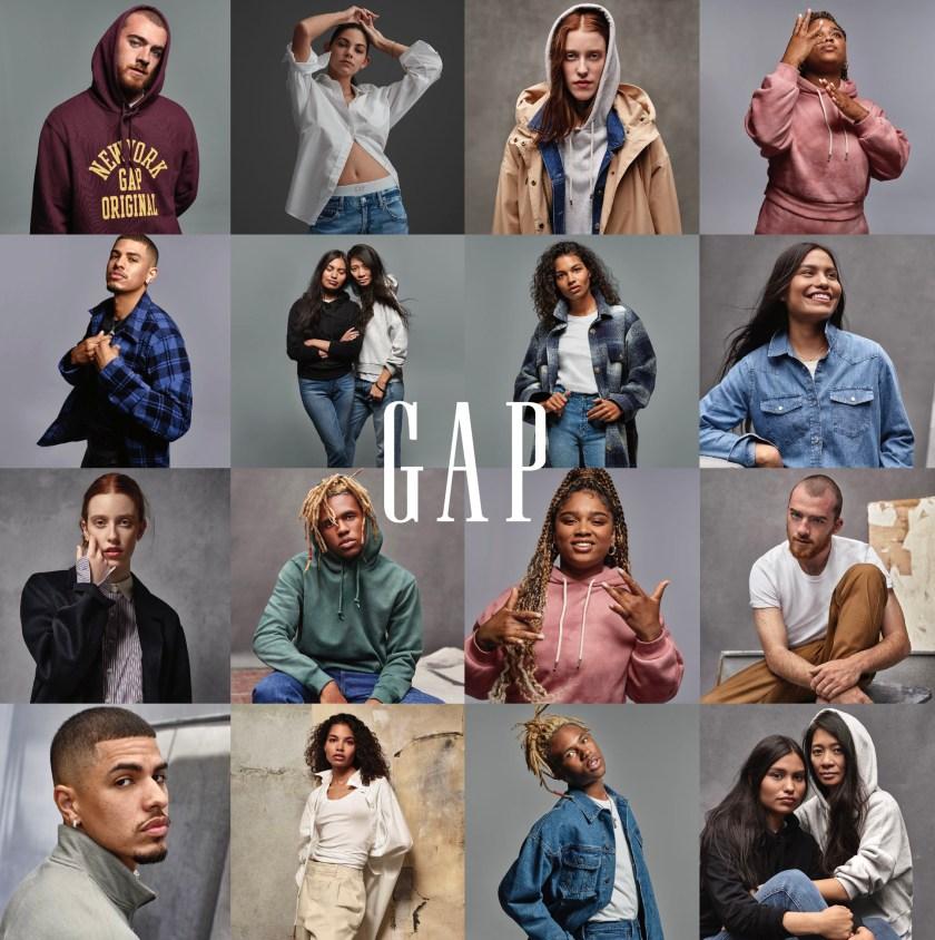 Gap Celebrates Representation, Inclusion and Optimism in Fall 2021 Campaign
