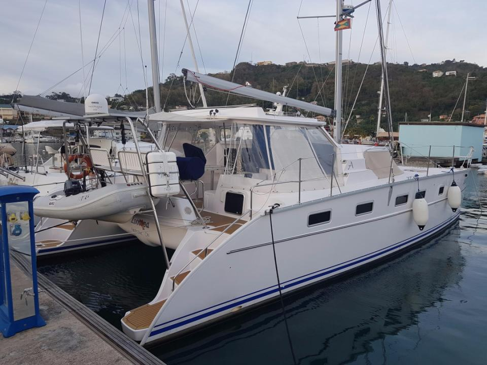 Antares 44 MultiYB Multihull Yacht Brokerage