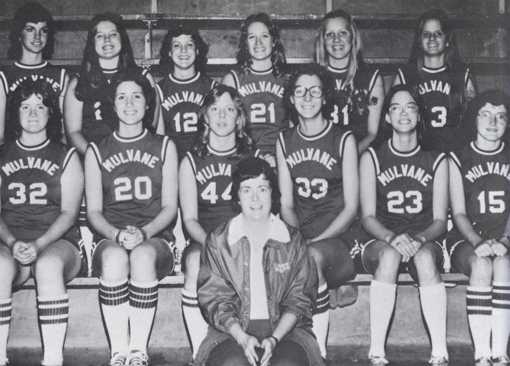 Volleyball Alumni Mulvane High School