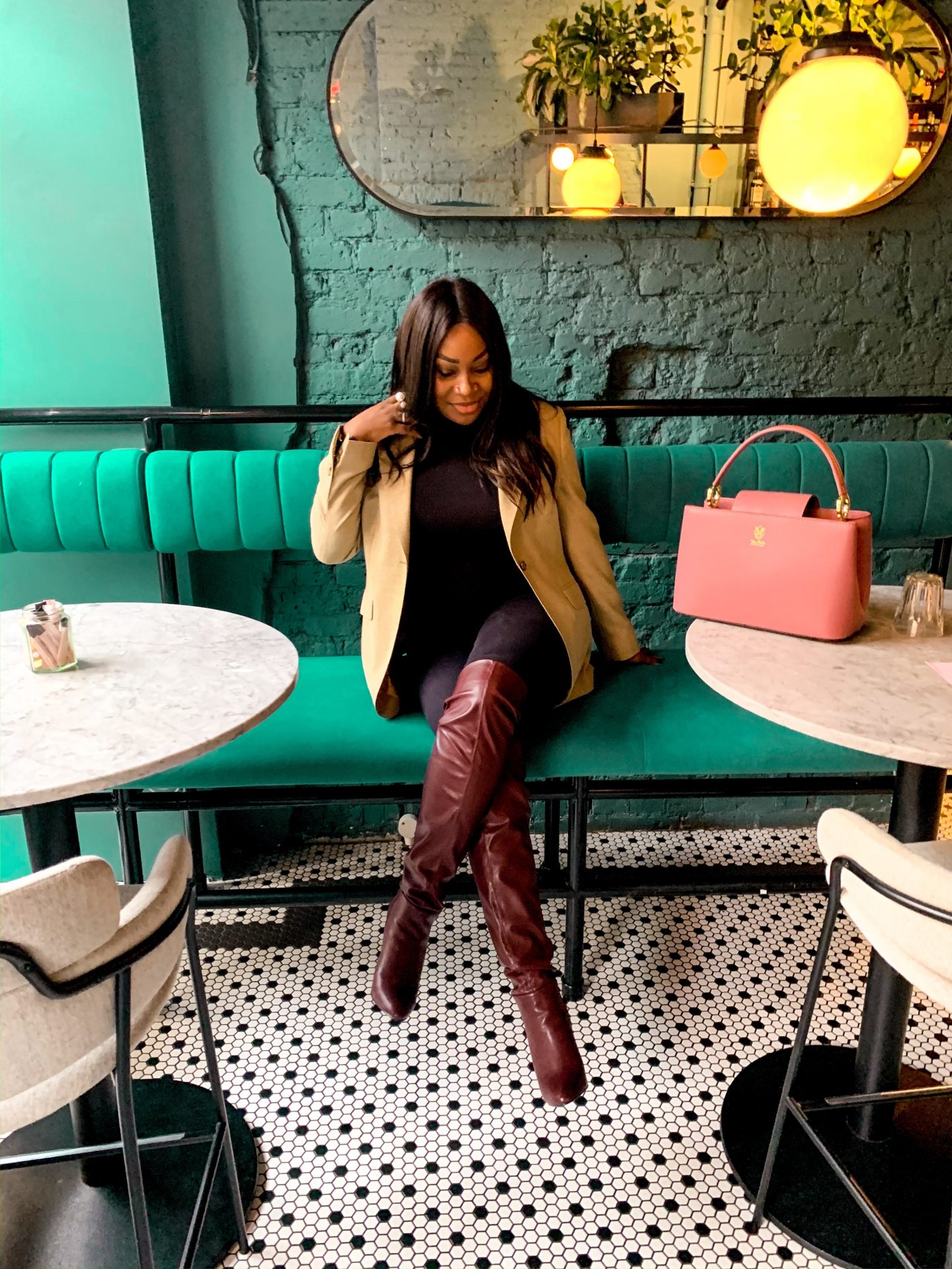 Wallis over the knee boots Mum a Porter Ayesha
