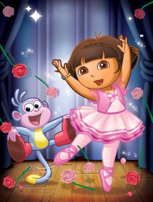 Dora's Ballet Adventure