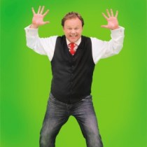 Justin Fletcher Hands Up