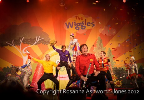 Wiggles Hammersmith Apollo by Silver Ash Photography