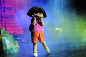 Dora The Explorer live 2012