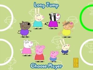 Peppa Pig's Sports Day Multiplayer